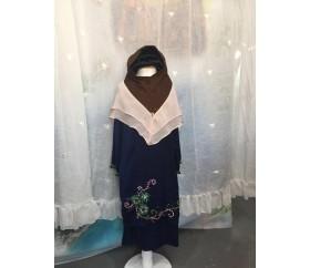 판매_말레이시아_전통의상_아동(여, 유치원생)